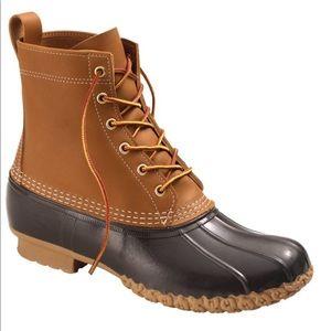 Women's L.L.Bean Boots 8'' Thinsulate (duck boots)